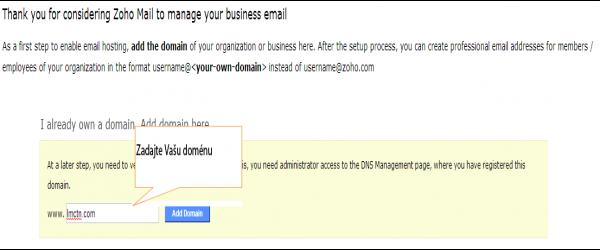 email zadarmo